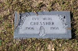 Evy Murl Chessher