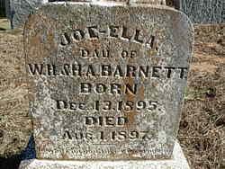 Joe Ella Barnett