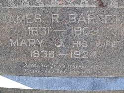 Mary J Barnett