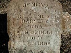 Jeneva Barnett