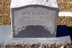 Ada Barnes