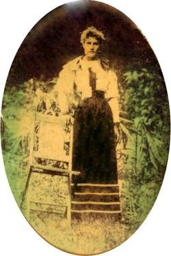 Margaret Emily <i>Ayers</i> Blair