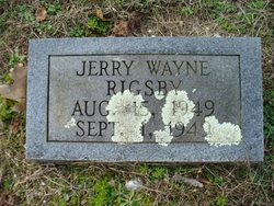 Jerry Wayne Rigsby