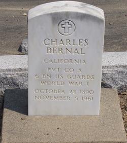 Charles Bernal