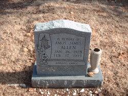 Amos James Allen