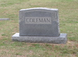 Susie Leah <i>Stickley</i> Coleman