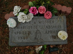 Charlotte J Abshire