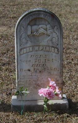 John W. Penick