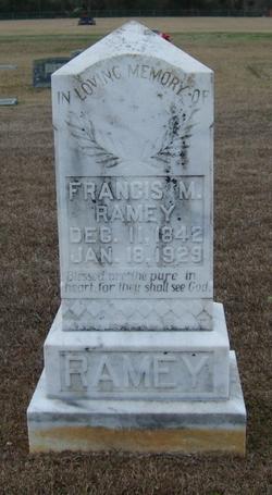 Francis M. <i>Barnes</i> Ramey