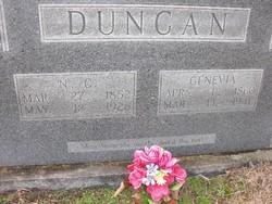 Genevia <i>Gipson</i> Duncan