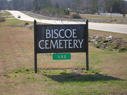 Biscoe Cemetery