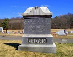Rev Charles H Brown