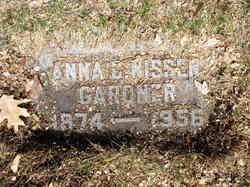 Anna C. <i>Nissen</i> Gardner