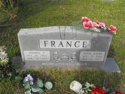 Thomas Jewell Tom France