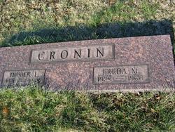 Freda Mae <i>Neville</i> Cronin