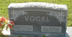 Clara 'Frances' <i>Hartman</i> Vogel