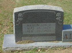 Washington Henry Wash Adcock