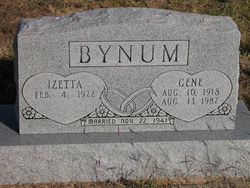 Alton Eugene Bynum