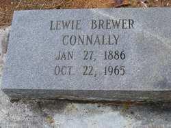 Lewie Brewer Connally
