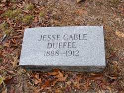 Jesse Gable Duffee