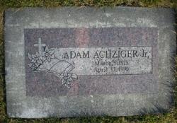 Adam Achziger, Jr