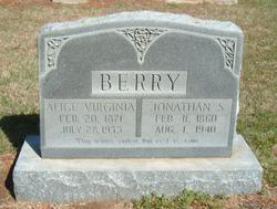 Alice Virginia <i>Rose</i> Berry