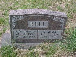 Rev John Jefferson Bell