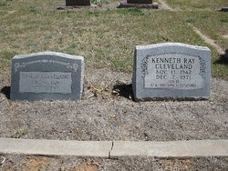 Kenneth Ray Cleveland