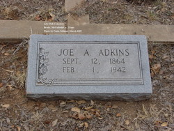 Joseph Abraham Adkins
