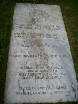 Marshall Burns Williams