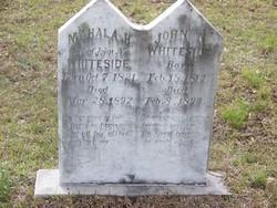 John Newton Whiteside, Sr