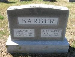 Margaret E <i>Friedley</i> Barger
