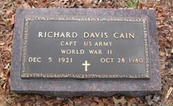 Richard Davis Cain