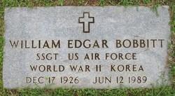 William Edgar Bobbitt