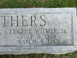 Eugene Witmer Caruthers, Jr