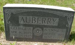 George A Auberry
