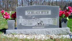 John Henry Schlaechter