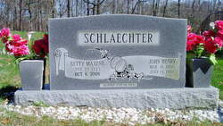 Betty Maxene Schlaechter