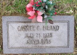 Carole Corrine <i>Rolfing</i> Eiland