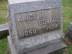 Alice Harriet <i>Dice</i> Bovard