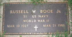 Russell Warren Booe, Jr