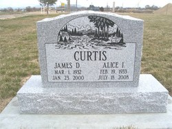 James D. Curtis