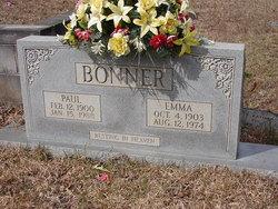 Emma <i>Meadows</i> Bonner