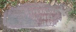 Fred Nylander