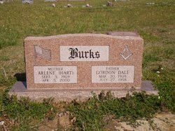 Mollie Arlene <i>Hart</i> Burks