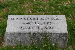 Leo Arthur Pusey