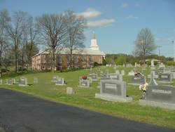 Mount Mitchell United Methodist Church Cemetery