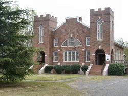 Sharon Associate Reformed Presbyterian Churchyard