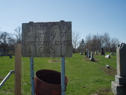 Old Elnora Cemetery