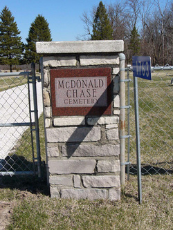 McDonald Chase Cemetery